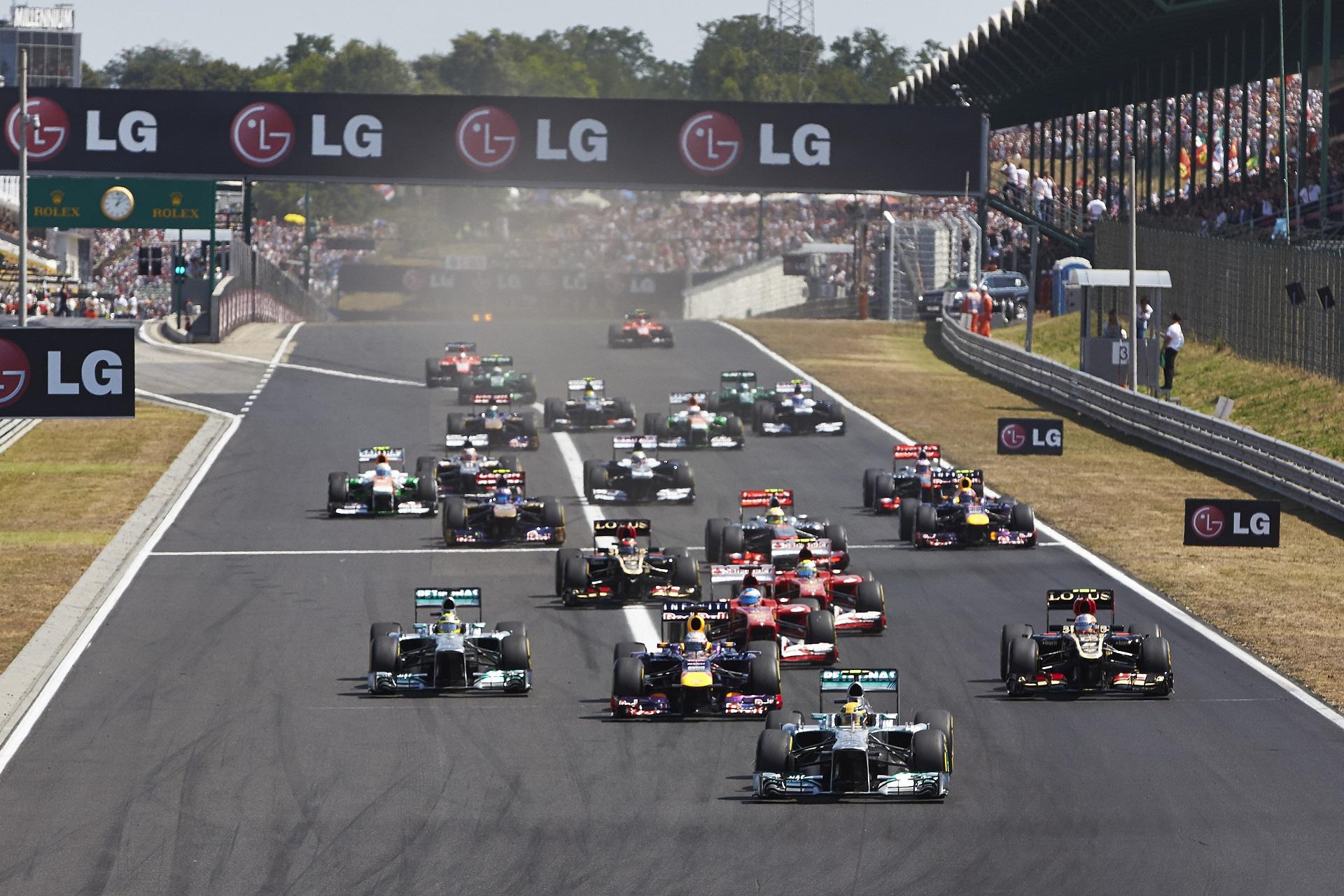 F1 2017 Car Wallpaper Hungary F1 Drive Wildside Group