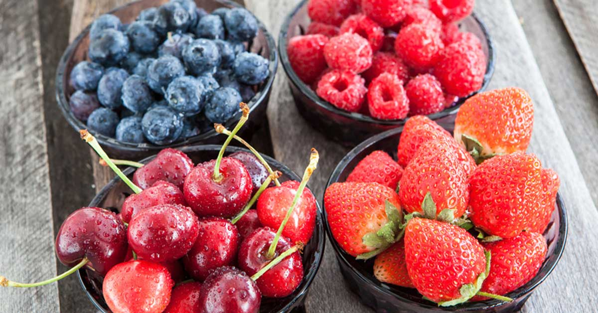 Which Fruits Have The Lowest Glycemic Load?