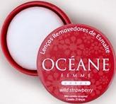 Oceane, unhas, cutículas