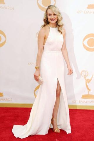 Thakoon, Emmy 2013, branco