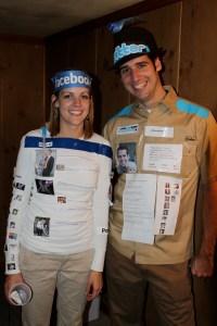 The Halloween Couple Costume