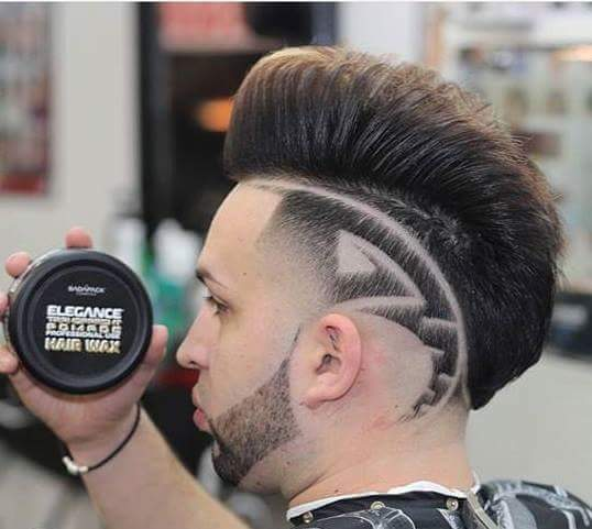 cortes de cabelo masculino   desenhos   blog da adri