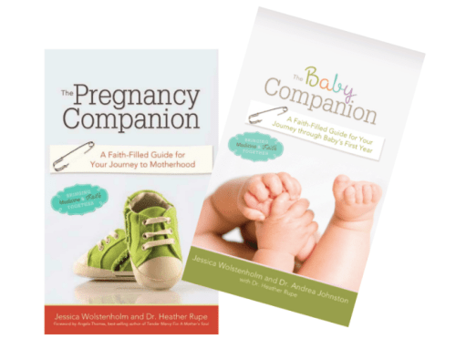 The Pregnancy Companion and The Baby Companion