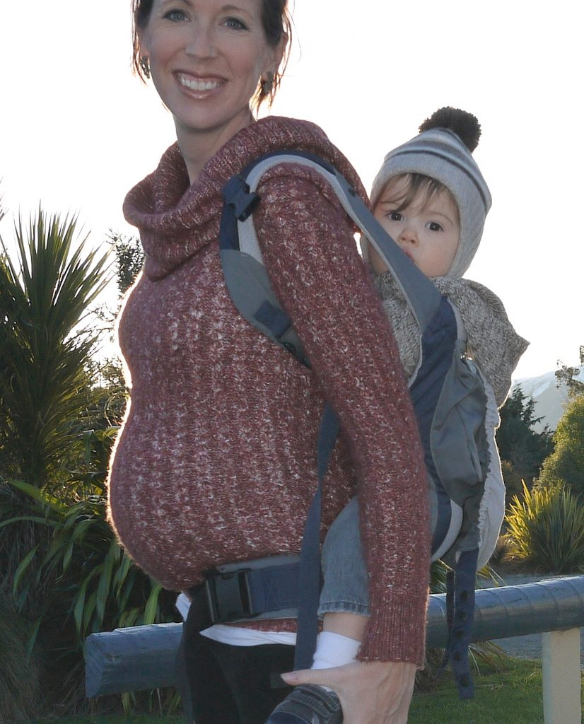 Ergobaby Winter The Babywearing Series The Ergobaby Performance Carrier