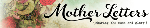 mother letters image