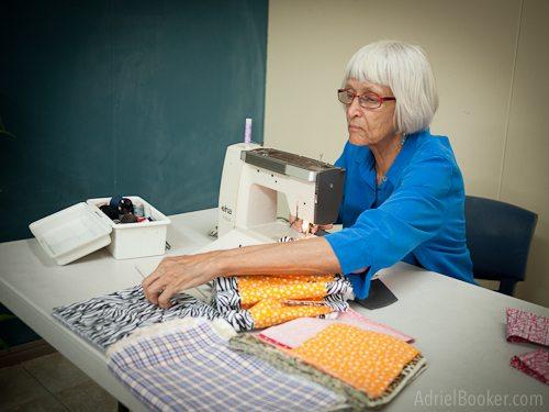 Days For Girls Sew-A-Thon - Adriel Booker - Women Empowering Women-7