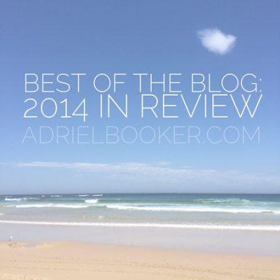 Best of AdrielBooker.com for 2014