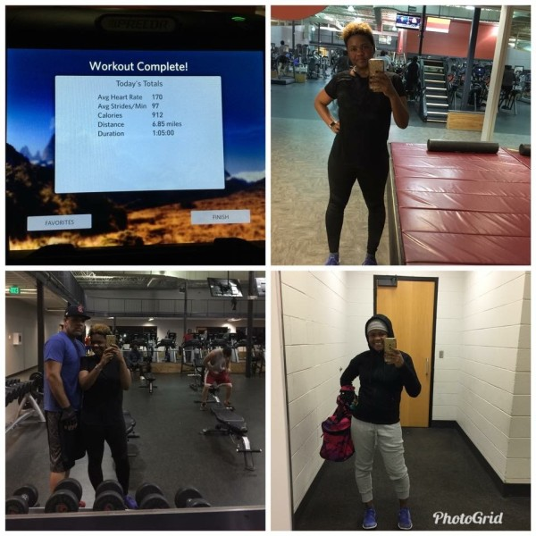 fitness journey