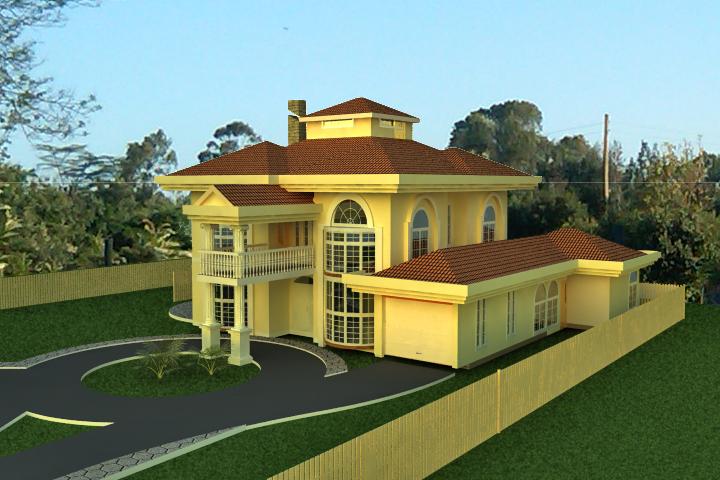 4 bedroom bungalow house plans in kenya joy studio for 4 bedroom maisonette house plans kenya