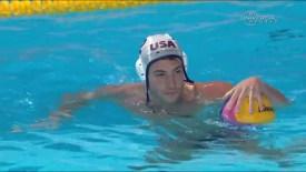 2015 FINA World Championship: Men's Water Polo USA vs Italy