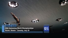 FINA Swimming World Championships: Diving: Finals Men 3m Synchronized Springboard: Kazan, Russia