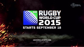 2015 Rugby World Cup: Promo 1