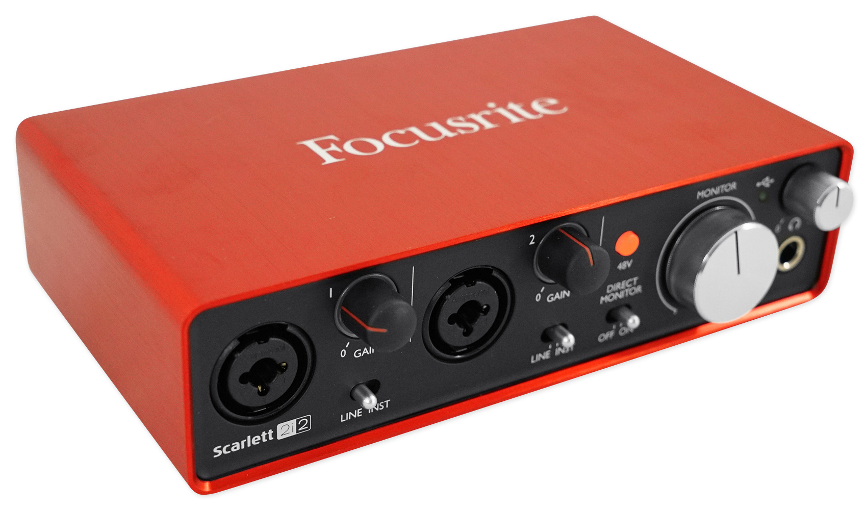 Scarlett 2i2 Details About Focusrite Scarlett 2i2 2nd Gen 192khz Usb 2 Audio Interface W Pro Tools First