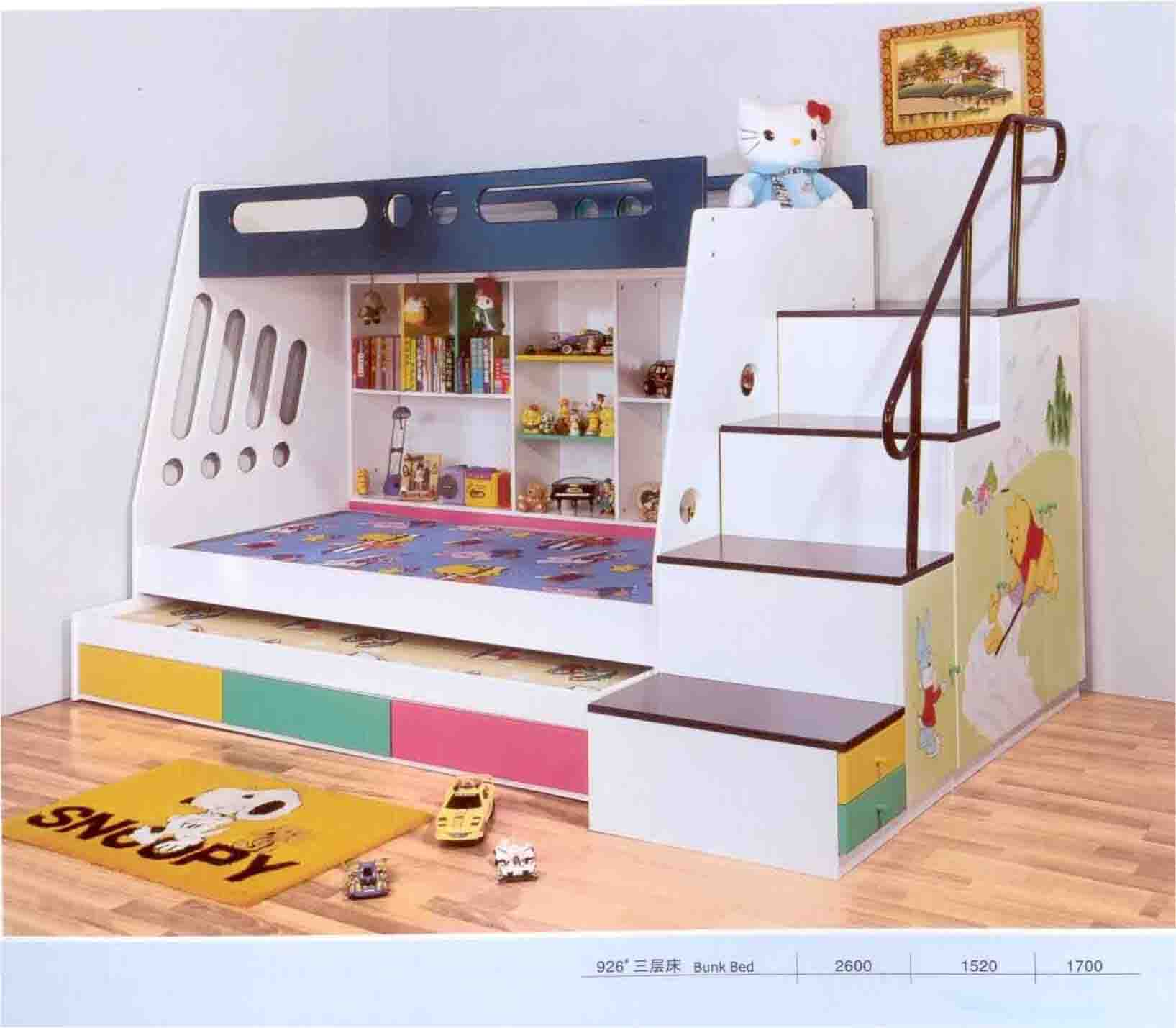 Toddler Bunks Children 39s Furniture Macalinne
