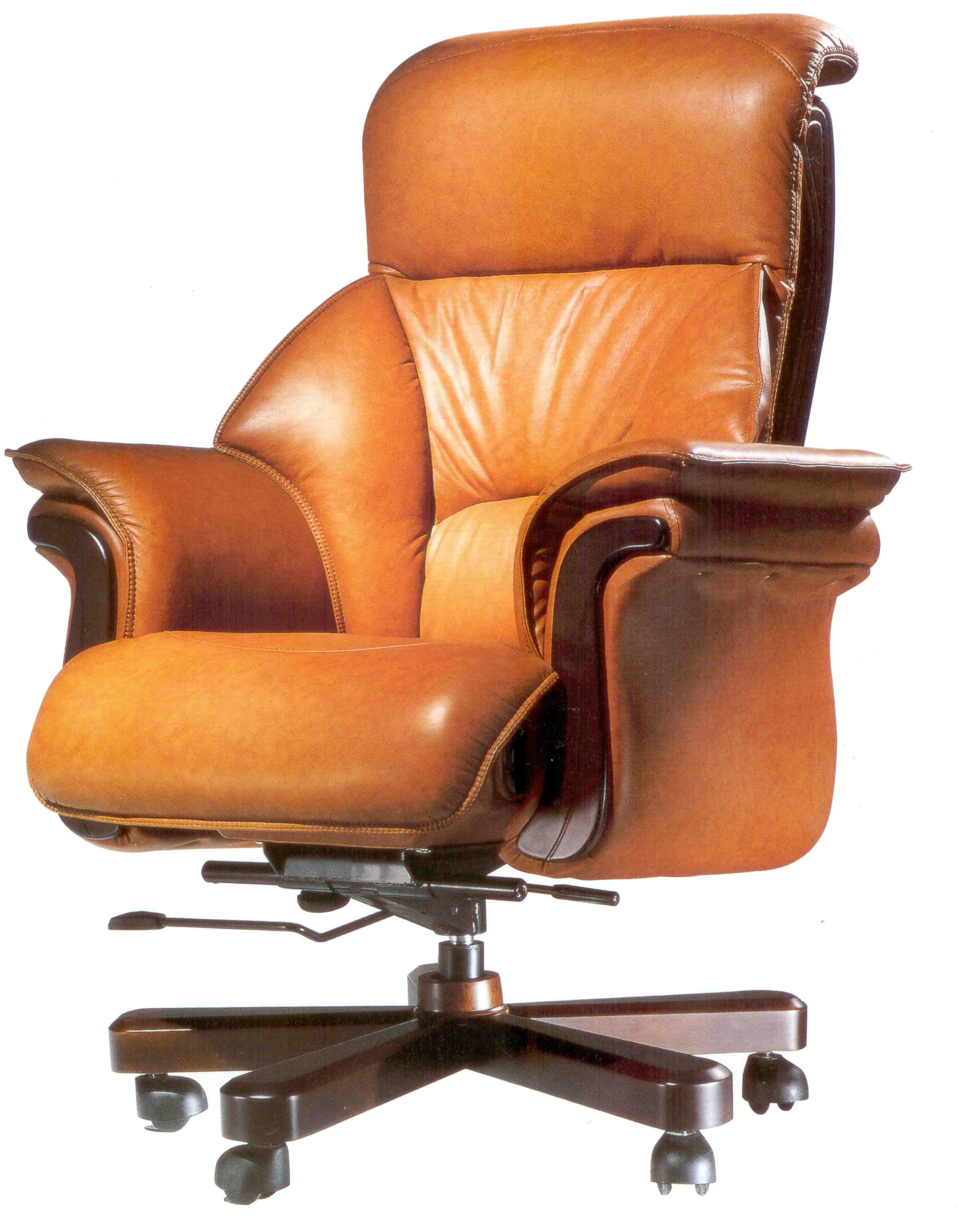 Leather Executive Chair Office Furniture Office Chairs Macalinne