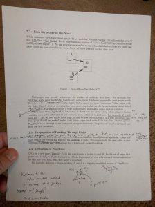 Matt Cutts comparte sus apuntes sobre el PageRank de 1999
