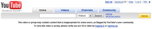 ver videos youtube restringidos por países