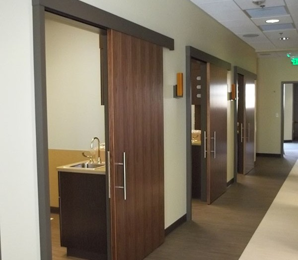 Sliding Barn Doors in Your Office AD Systems