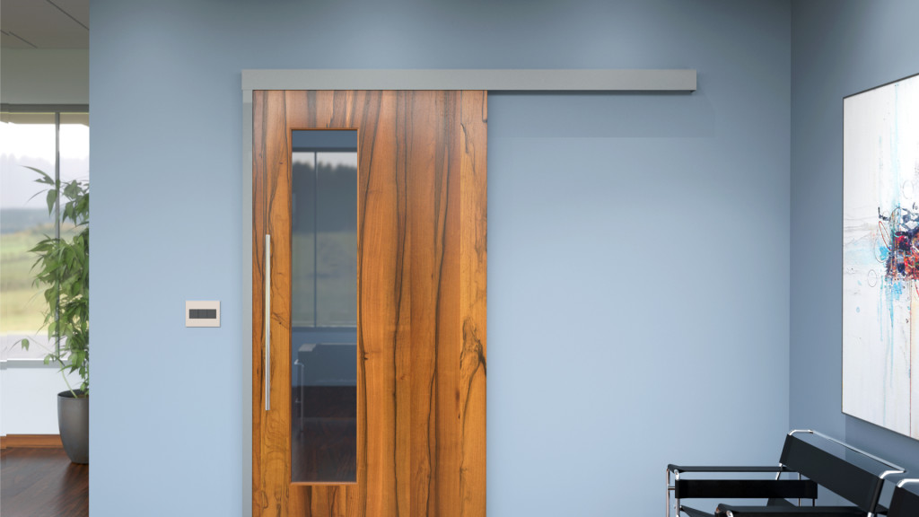 ADA Compliant Exam Room Doors with AD Systems
