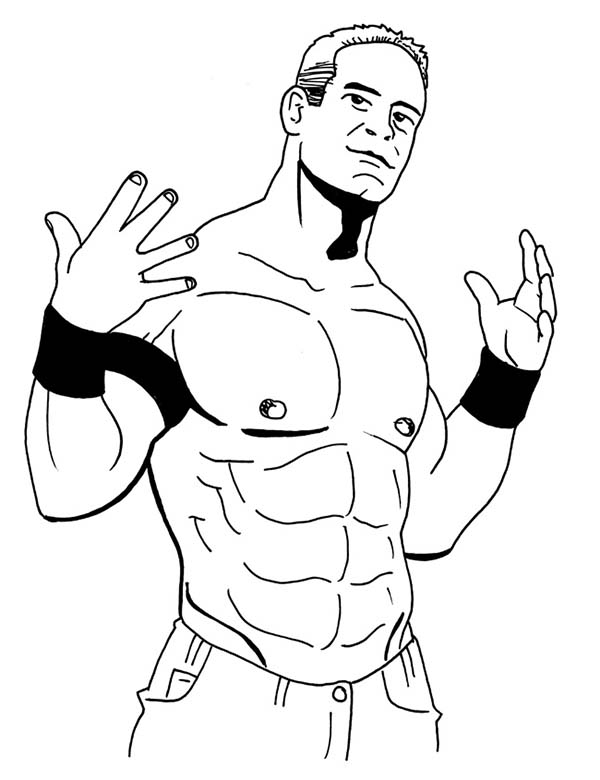 25 John Cena Coloring Pages Printable FREE COLORING PAGES - Part 2 - new coloring pages of wwe john cena