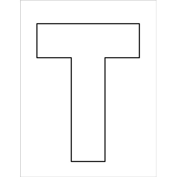 21 Letter T Coloring Page Pictures FREE COLORING PAGES