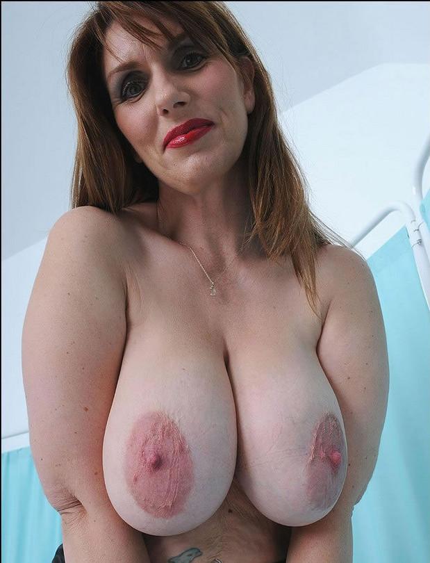 huge tit mature 40 something