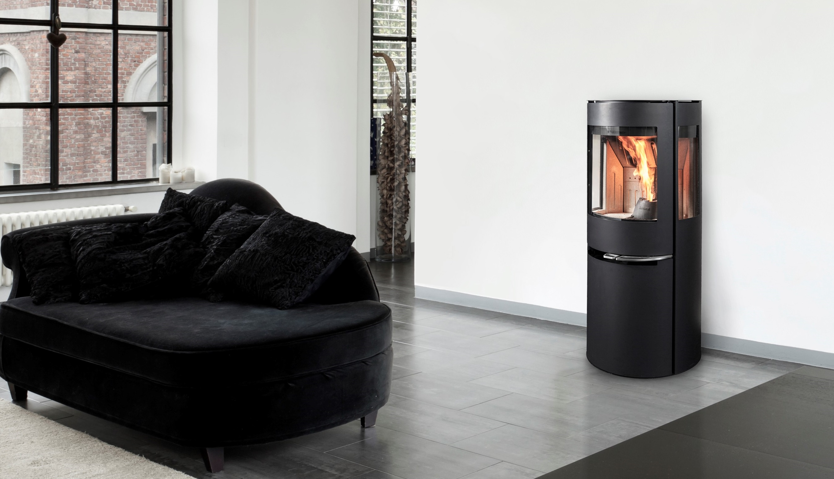 Prix Insert A Pellet Pellet Stove From Aduro Read About Aduro H1 Wood Pellet Stove Online