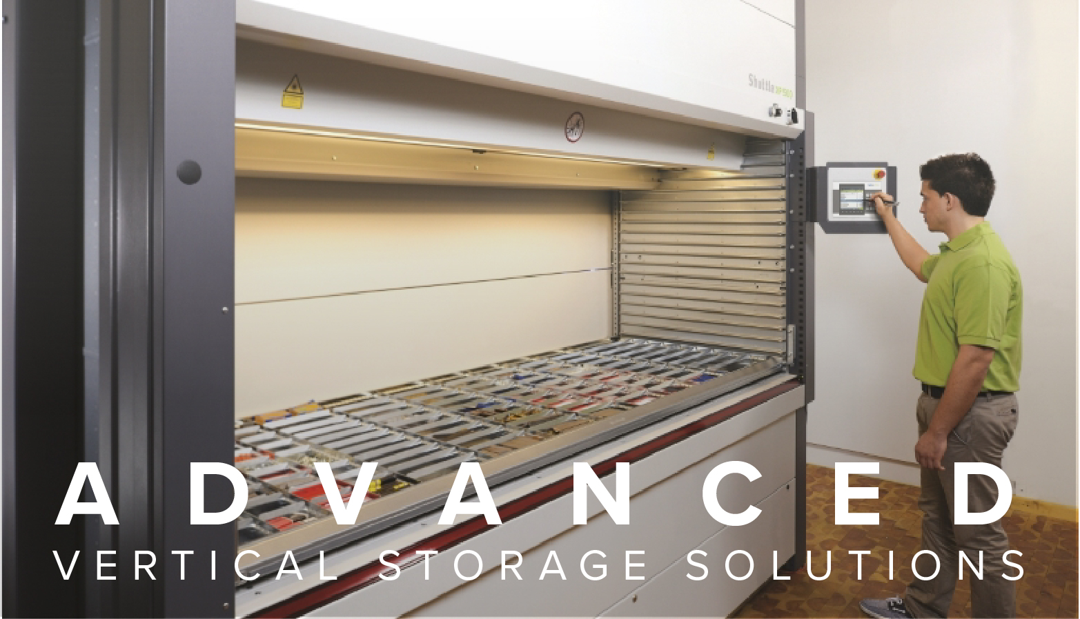 Storage Solutions Advanced Vertical Storage Solutions Advanced Companies