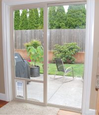Best Dog Door for Sliding Glass Doors in Utah - Adv Windows