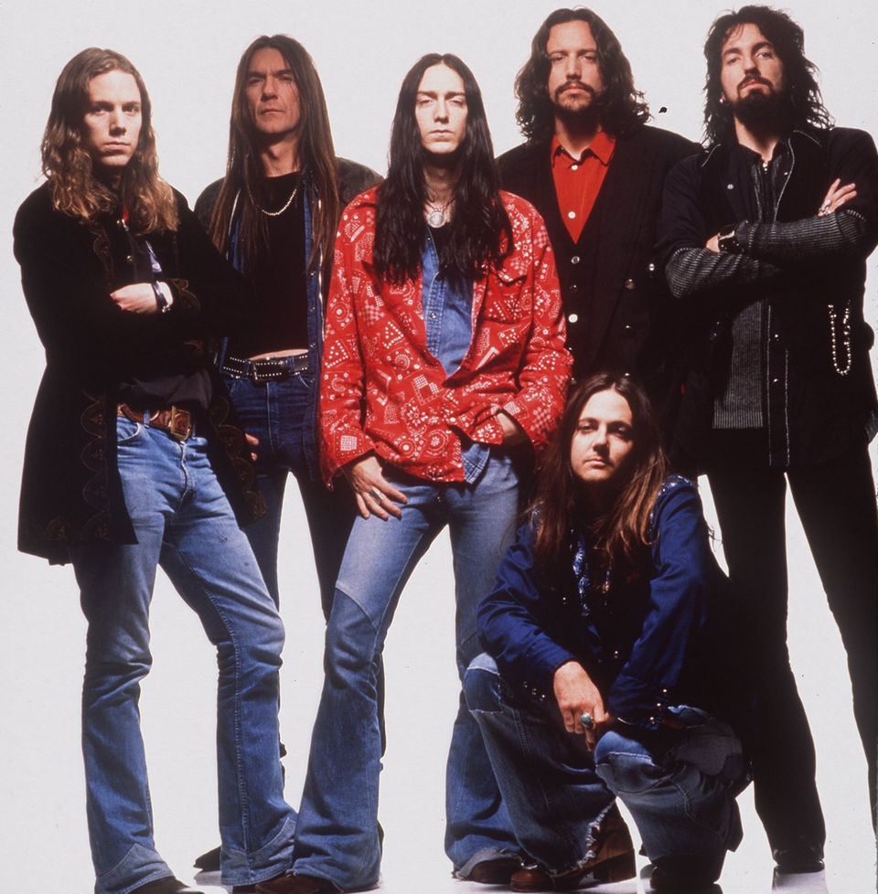 Bad Modern Rock Bands The Black Crowes Albums Ranked Worst To Best Al