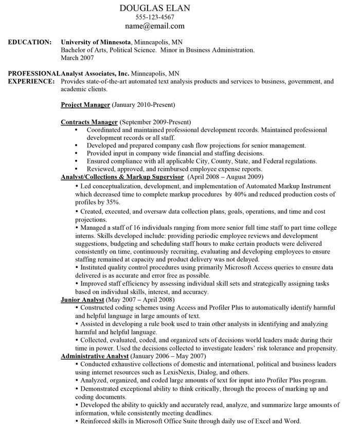 Strategic positioning and prioritization on your resume is pivotal