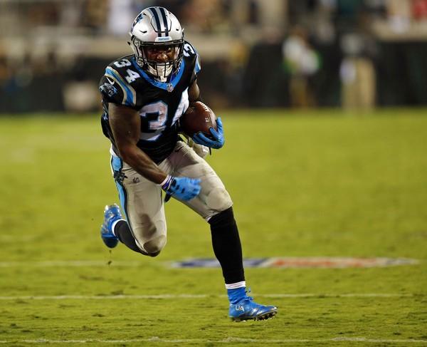 Carolina Panthers considering bigger role for Cameron Artis-Payne