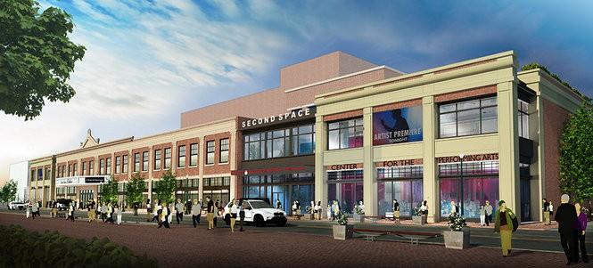 Count Basie Theatre unveils $20M expansion plan - nj