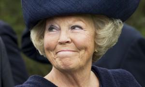 Queen Beatrix abdicates