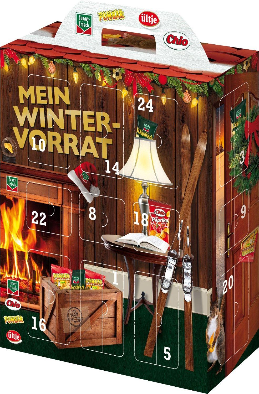 funny frisch adventskalender und weihnachten wir freuen uns darauf. Black Bedroom Furniture Sets. Home Design Ideas