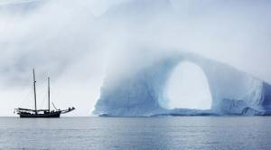 Exploring Greenland by Schooner