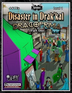 New Cover Trouble in Drak'kal_