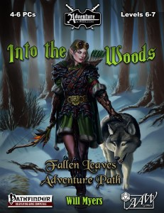 Updated Into The Woods Cover