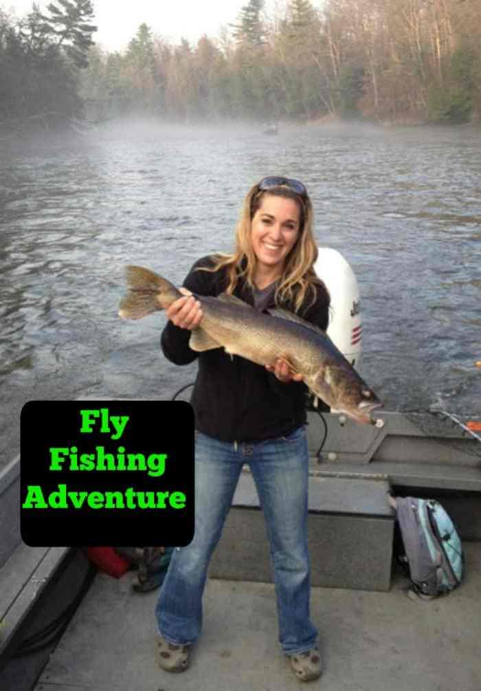 Fly fishing adventure Cover 2