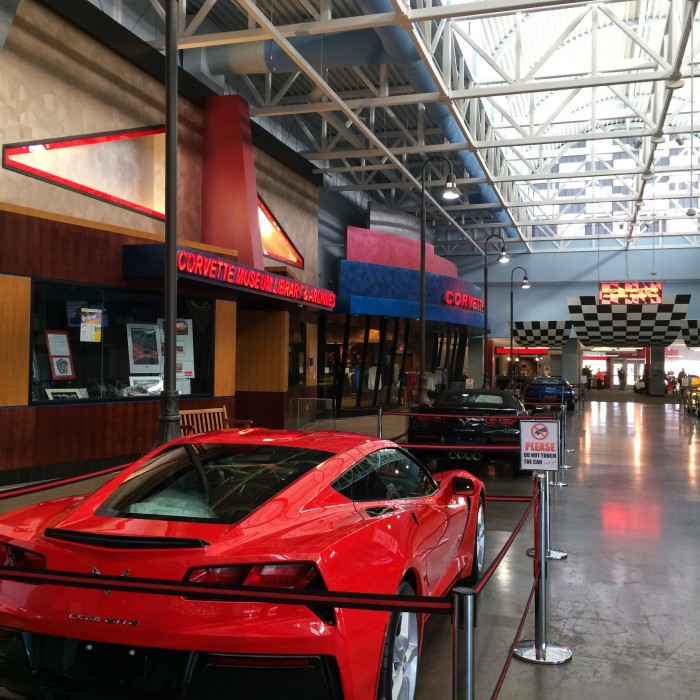 national corvette museum in bowling green kentucky. Cars Review. Best American Auto & Cars Review