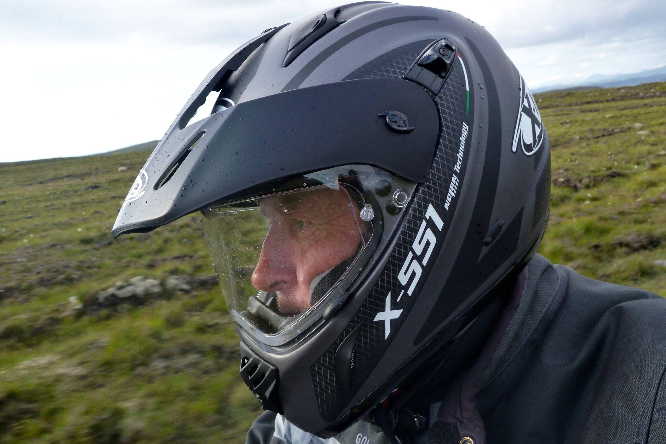 Nolan X-lite Tested X Lite X551 Gt Adv Helmet Review