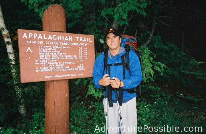 100 Mile Wilderness Appalachian Trail Thru-Hike