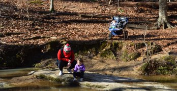 Day hike in Umstead State Park – Raleigh, NC