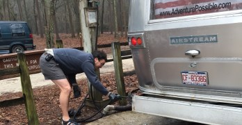 Complexities of Water in an RV