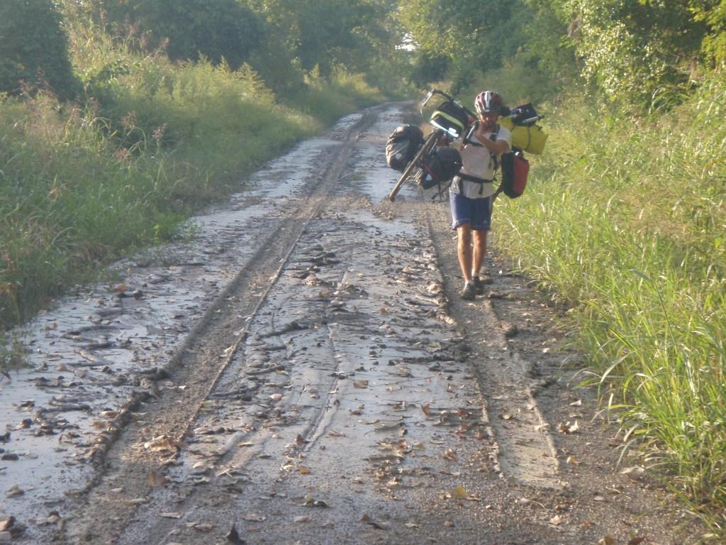 Flood on the KATY trail