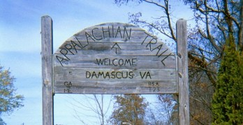 At the Intersection of Adventure: Damascus, Virginia