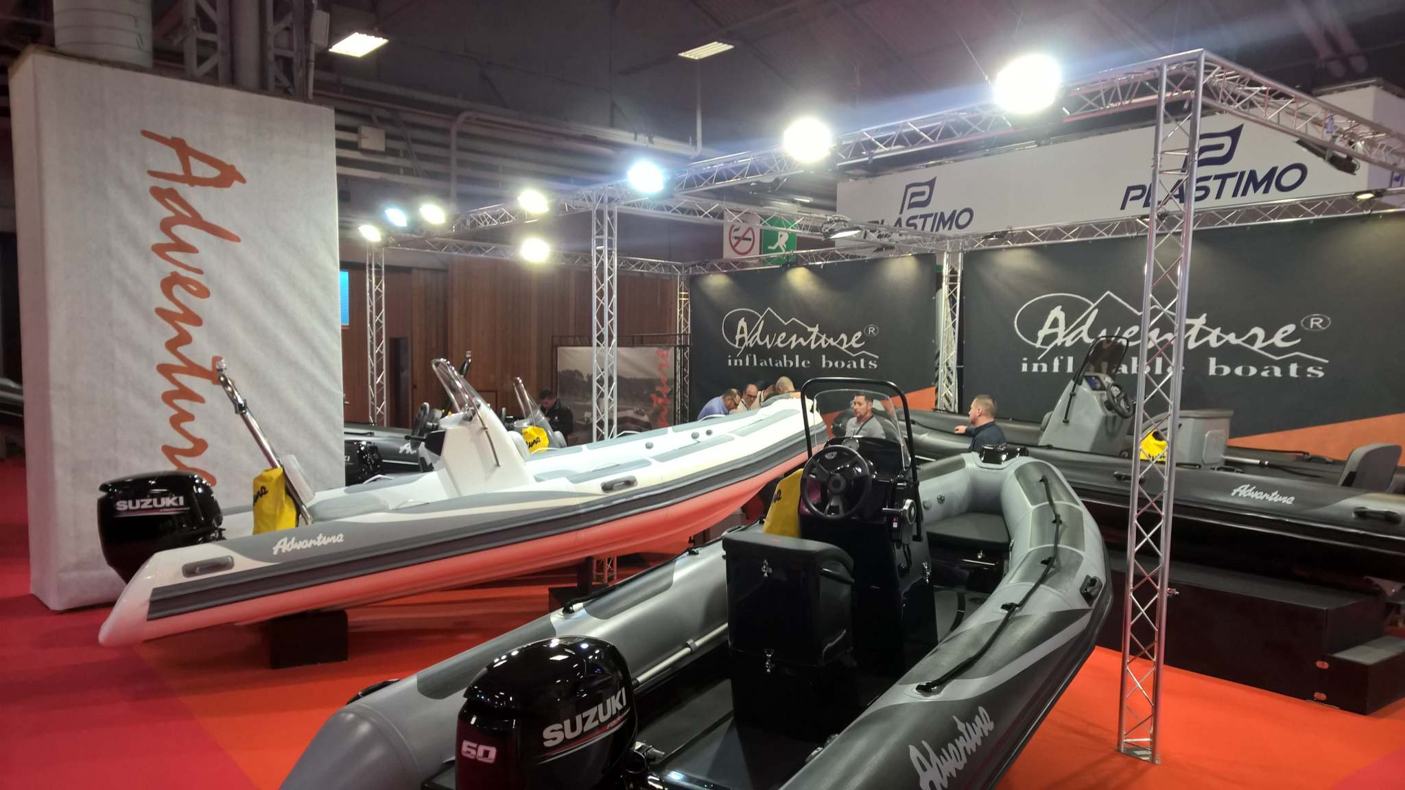 Salon Nautique International De Paris Adventure