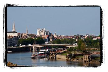 El Loira en Nantes
