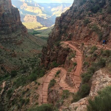 Bright Angel Trail Length