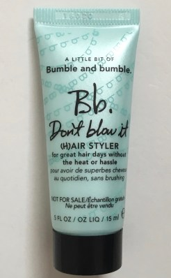 Bumble and Bumble Don't Blow It Hair Styler